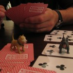 ANTE PUP! Floyd from Shreveport, LA, taught us how to play poker with real cards!