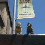 """Next up, Gray & Nameless paid a visit to one of San Francisco's growing ethnic neighborhoods, the Vietnamese """"Little Saigon."""""""